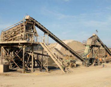 Lavorazione inerti di cava - Vanni Pierino - Pisa e Livorno