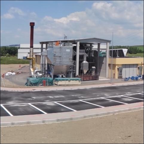 Realizzazione di Impianto di Cogenerazione a Biomassa - Vanni Pierino - Pisa e Livorno