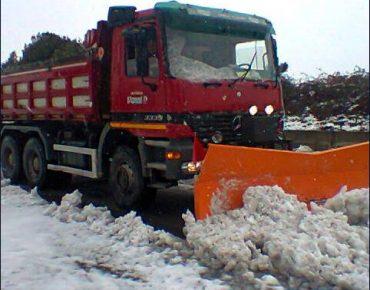 Servizio Sgombero Neve Provincia di Pisa 2013 - Vanni Pierino - Pisa e Livorno