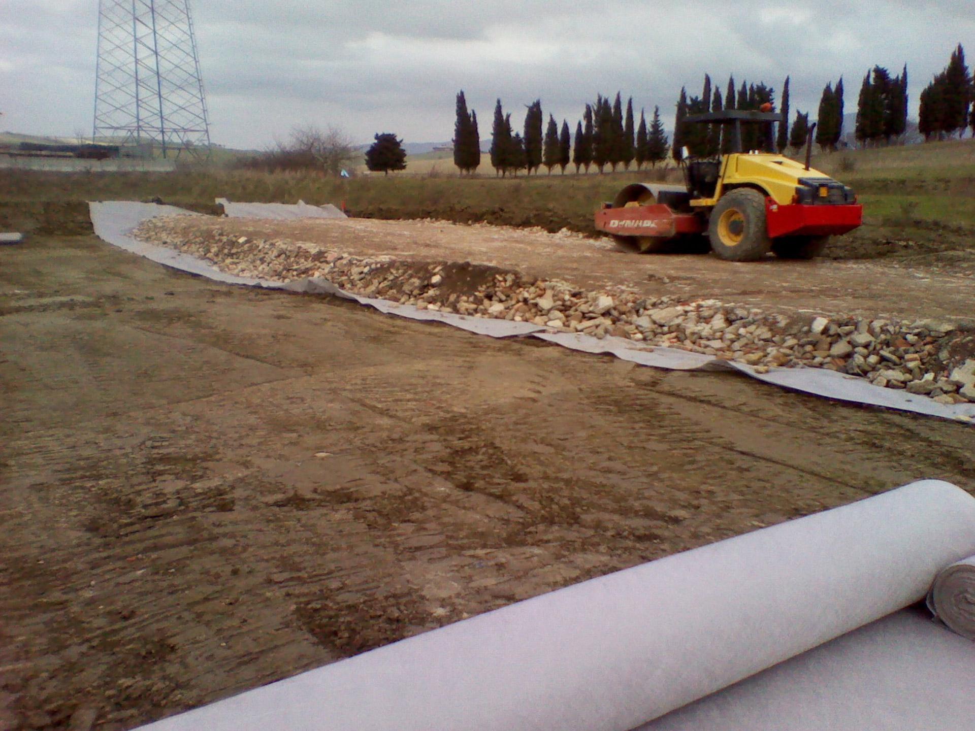 Realizzazione di un cogeneratore a Biomassa Legnosa - Strada Provinciale Rosignanina n.51 al km.6  loc. Macchiaverde (Comune di Santa Luce, PI) - Vanni Pierino - Pisa e Livorno